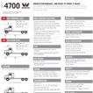 4700 Tech Sheet