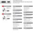 4800 Tech Sheet